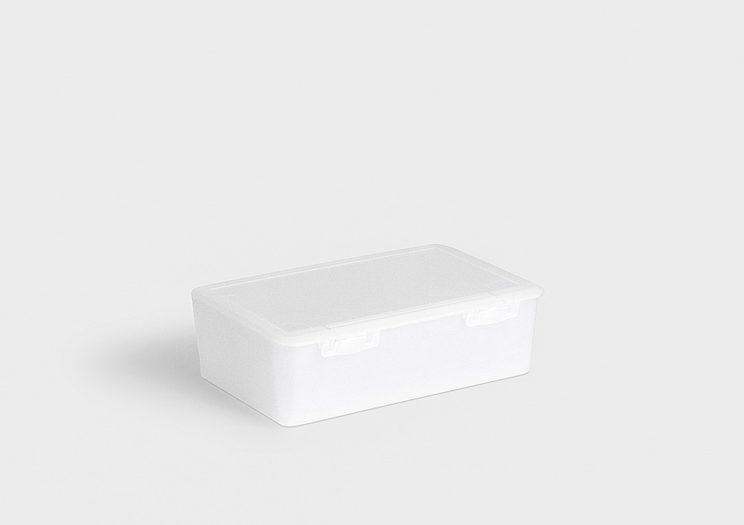 UniBox: a square protective packaging box.